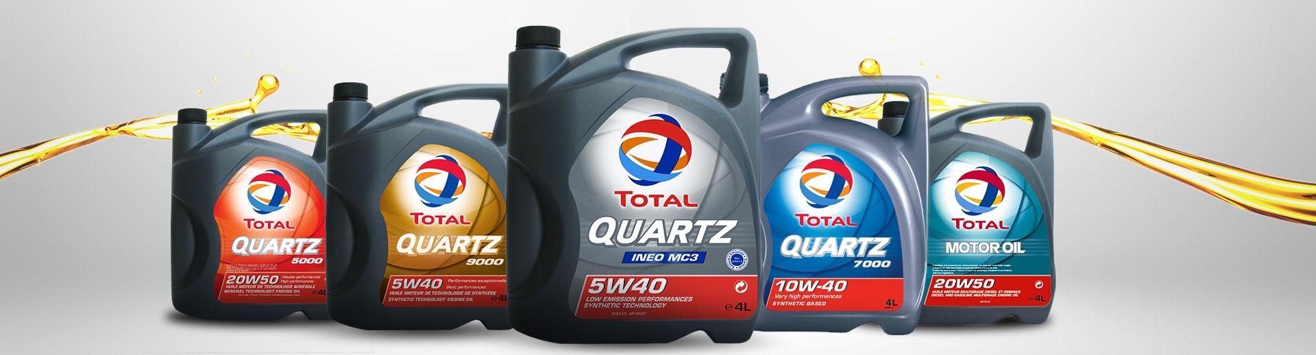 Total Lubricants | Egypt