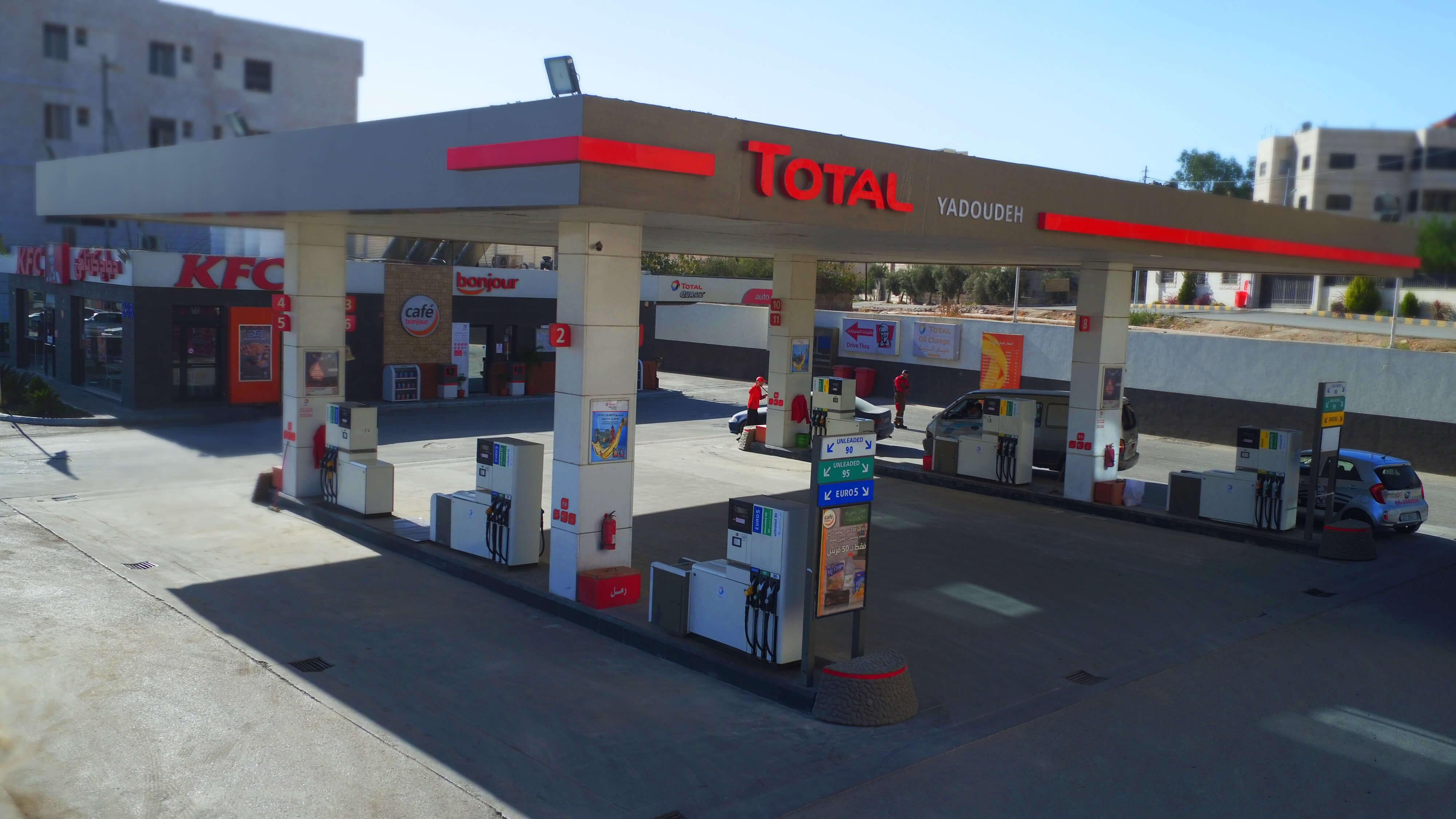 Total Fuels Cover Image
